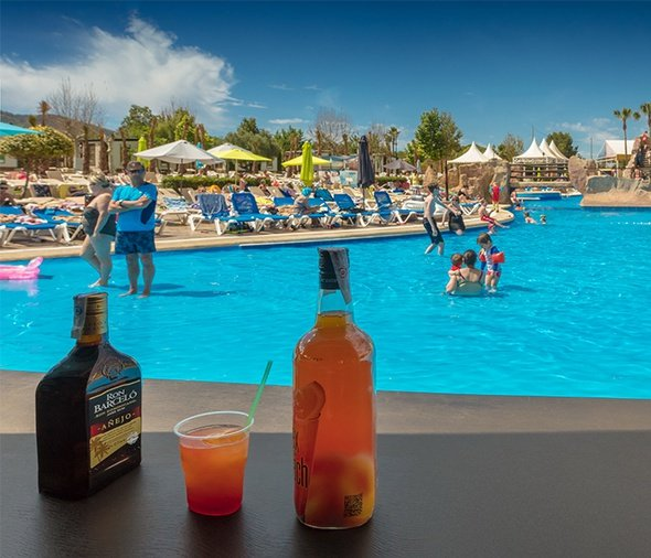 Themed bars magic robin hood holiday park alfaz del pi