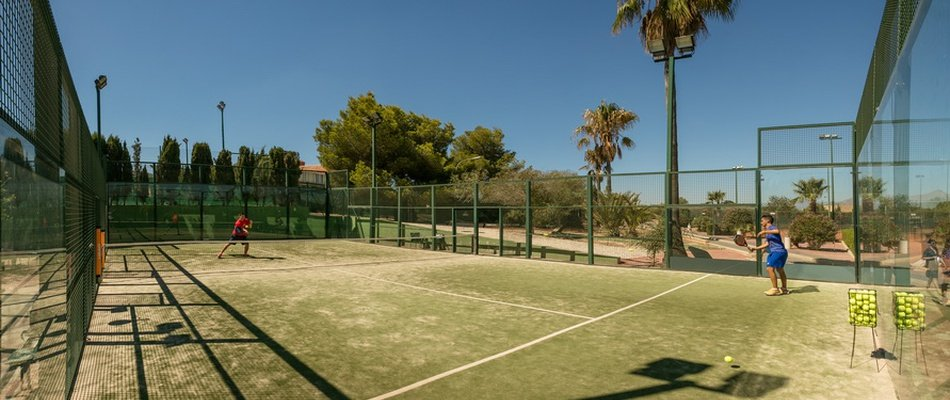 Escuela Tenis/Padel Magic Robin Hood Holiday Park Alfaz del Pi