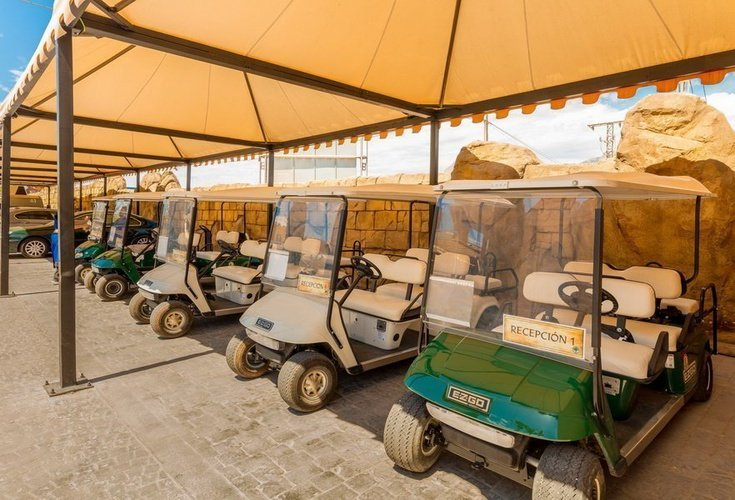 Buggies magic robin hood holiday park alfaz del pi
