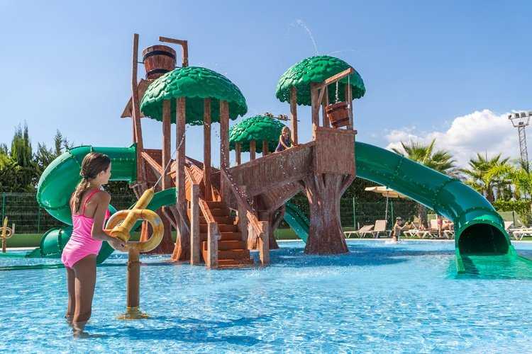 magic robin hood holiday park alfaz del pi