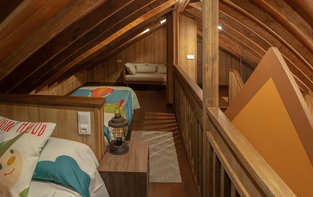 New robin´s den jacuzi lodge magic robin hood holiday park alfaz del pi