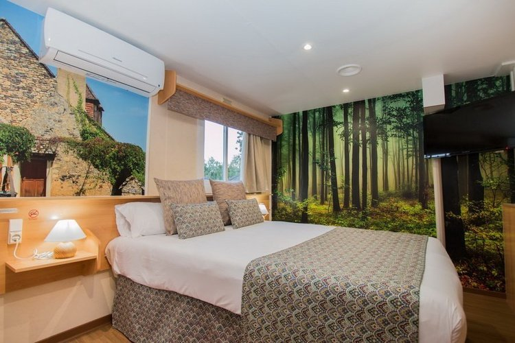 Lodge 'nottingham' magic robin hood holiday park alfaz del pi