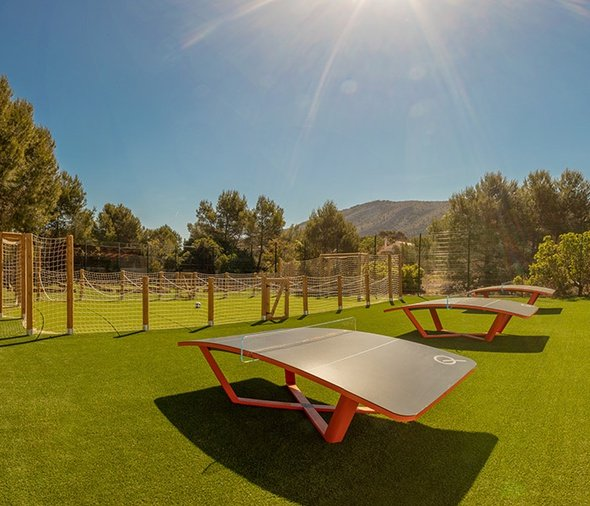 New! teqball tables magic robin hood holiday park alfaz del pi