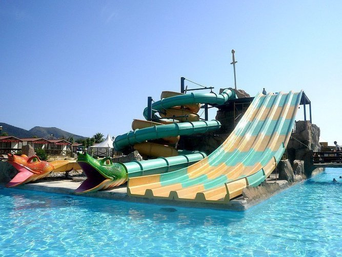 Magic aqua experience™ - multilane and speed hole magic robin hood holiday park alfaz del pi