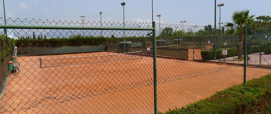 Tennis/Paddle Courts Magic Robin Hood Holiday Park Alfaz del Pi