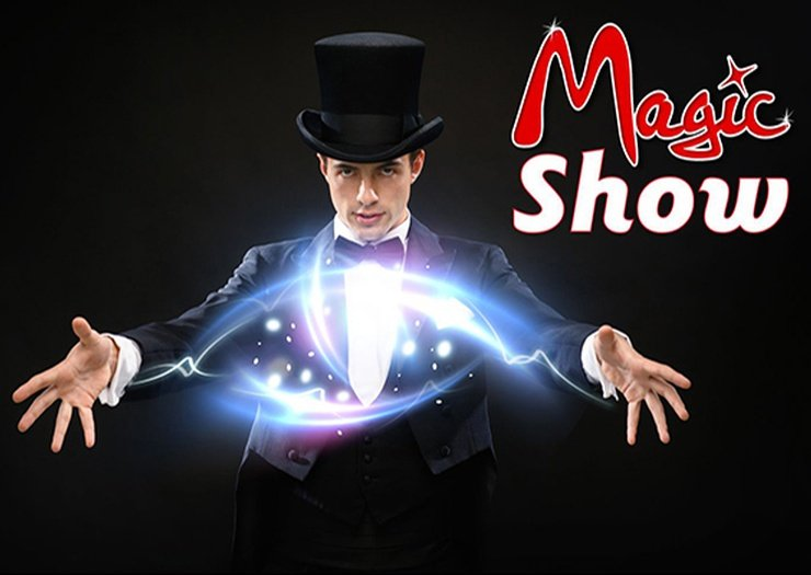 Magic show magic robin hood holiday park alfaz del pi
