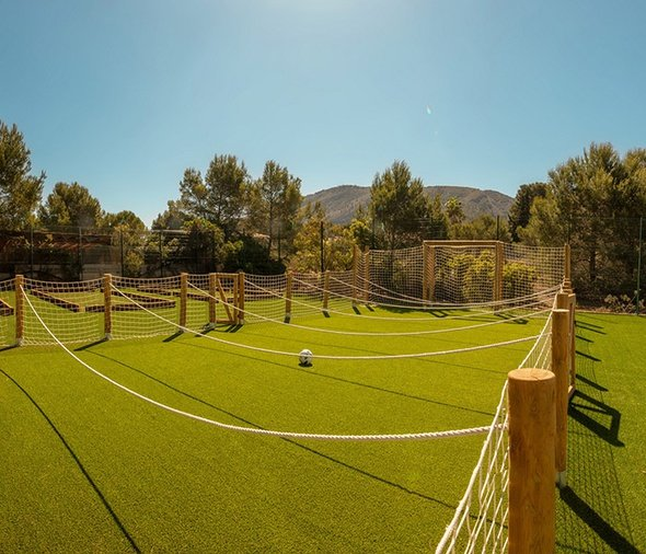 New! human foosball magic robin hood holiday park alfaz del pi