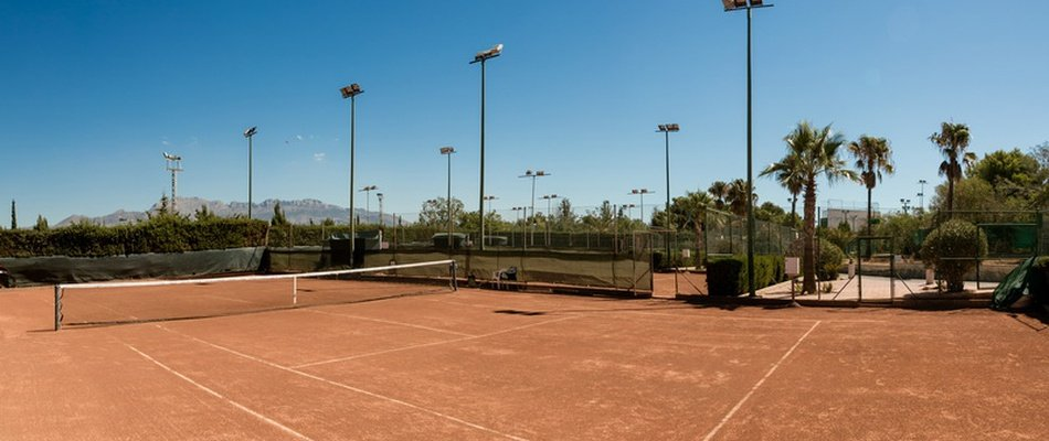 Pistas Tenis/Padel Magic Robin Hood Holiday Park Alfaz del Pi