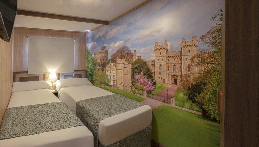 Room magic robin hood holiday park alfaz del pi
