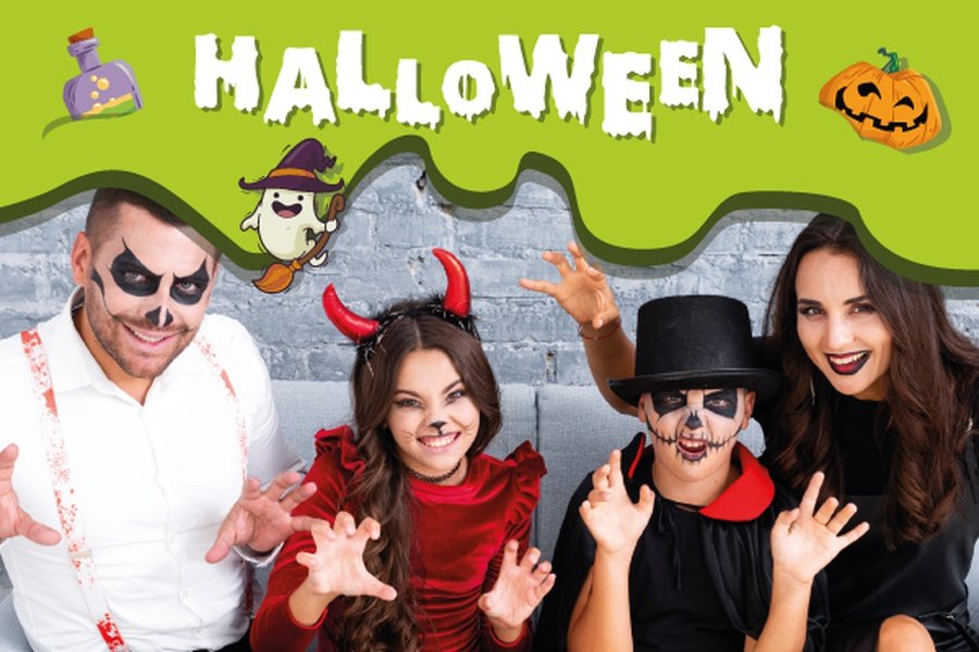 Great Magic Halloween Magic Robin Hood Holiday Park Alfaz del Pi
