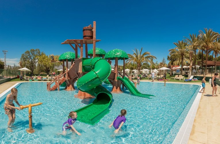 Club 'la marina' magic robin hood holiday park alfaz del pi