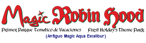 4-star Holiday Park Magic Robin Hood
